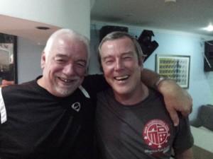 Malcolm and John