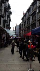 Lhasa street market 2