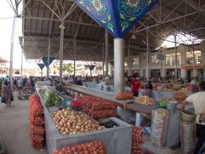 Samarkand Siyob Market